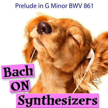 Bach On Synthesizers Prelude in G Minor