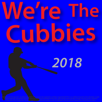 We\'re The Cubbies 2018 - Jaime and Michael Droste